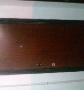 Продам металлокомбинированые двери
