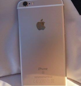 Продажа/Обмен iPhone 6s gold 128