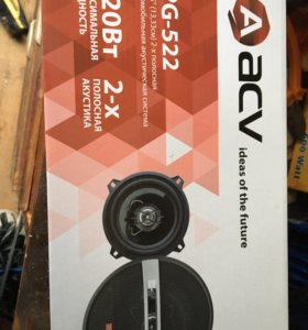 Аккустика ACV PG-522, 120вт