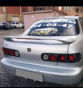 Фары задние тюнь на Honda integra db6