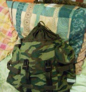 Рюкзак десантника + разгрузка