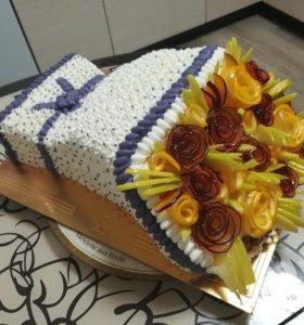 Вкусные домашние торты!!!