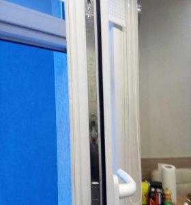 Ремонт окон, регулировка пластиковых и деревянных