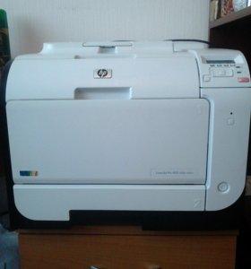 Принтер лазерный HP LaserJet PRO 400 M451dw