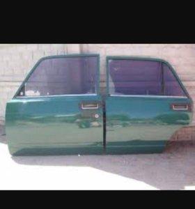 Двери,капот,багажник на ВАЗ 2107
