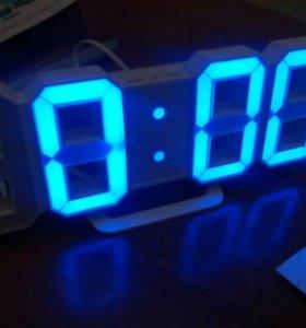 Настольные часы 24 или 12 час