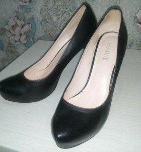 Туфли (нат.кожа)