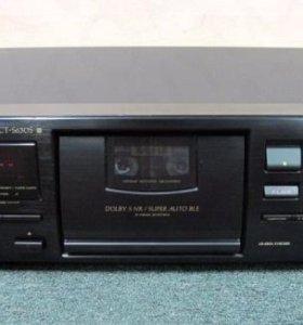 CT-S220 stereo cassette deck