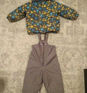 Зимний костюм комплект kerry керри