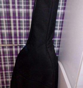 Чехол для гитары новый