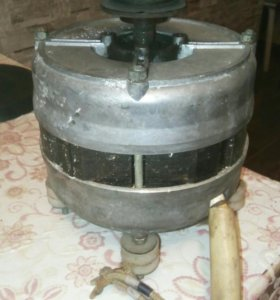Мотор от советской стиральной машины