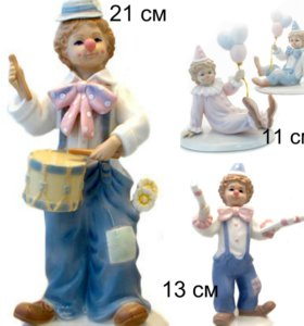 Клоуны от Leonardo Collection
