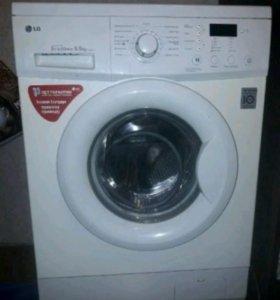 Продам стиральную машинуLG