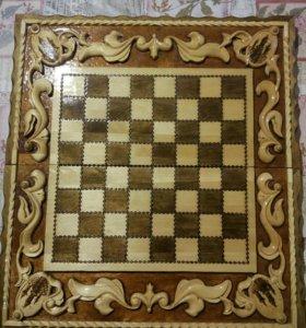 Шахматы,шашки,нарды