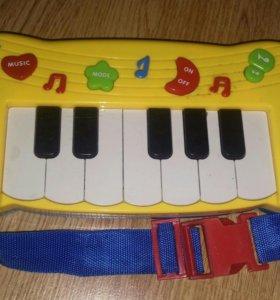 Синтезатор для малышей