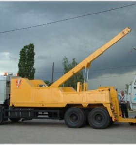Грузовой эвакуатор. От 4 до 85 тонн