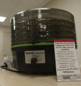 Сушилка для овощей и фруктов Tefal FruitAirDF 1008
