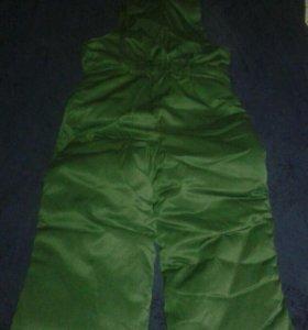 Зимний мужской костюм(спецодежда)