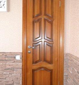 Двери Деревянные Утепленные