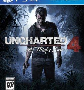 Uncharted 4 для ps4