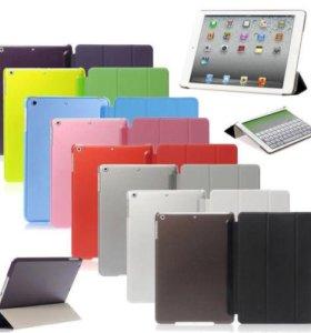 Тонкий чехол для iPad (все модели планшета)