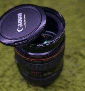Объектив canon 24-70 2.8 L