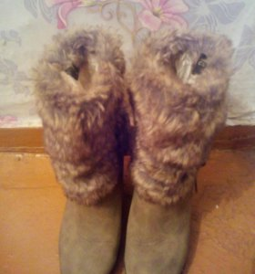 Сапоги для зимы
