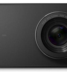 Экшн-камера Xiaomi MiJia 4k. Новая.