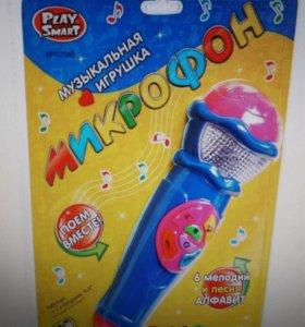 Новый Светящийся микрофон