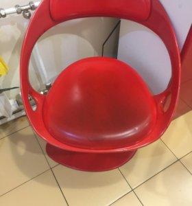 кресло парикмахерское дизайнерское