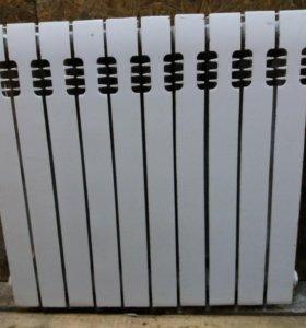 Радиатор чугунный 10 секций