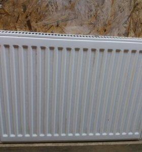 Радиатор стальной Purmo боковое подключение .