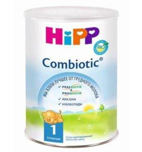 HiPP заменители грудного молока
