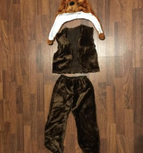 Маскарадный костюм медвежонка
