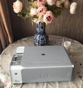 Принтер, сканер, копир