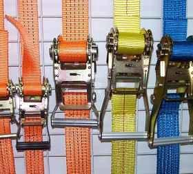 Канат, стропы, ремни и грузоподъемное оборудование