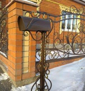 Ящик почтовый.