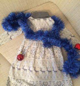 Новогоднее платье D&G оригинал