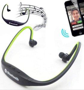 Беспроводные Bluetooth наушники S9