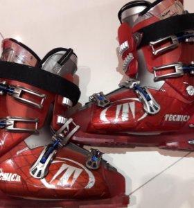 Горнолыжные ботинки 44р