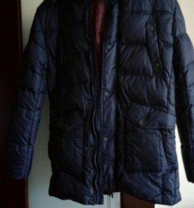 Куртка мужская зимняя 50 размер