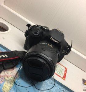 Профессиональная Камера Canon