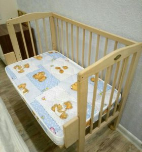 Детская приставная кровать comfort baby plus