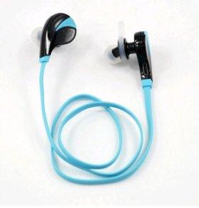 Беспроводные Bluetooth наушники QY7
