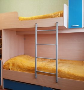 Дувухэтажная кровать