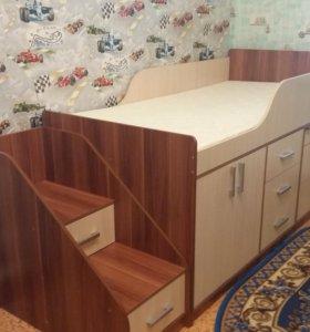 Кровать детская - МАЛЫШ. г. Севастополь
