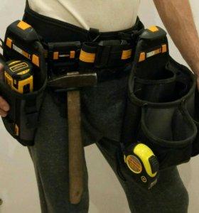 Поясные сумки Toughbuilt