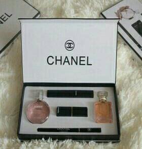 Набор Chanel (шанель) + подарок