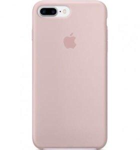 Оригинальный чехол от Apple для Iphone 7 plus