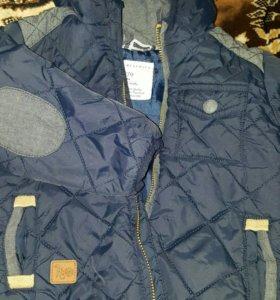 Детская куртка и толстовка